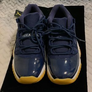 Jordan Shoes - Jordan 11 Retro low midnight navy